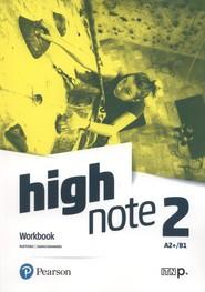 okładka High Note 2 Workbook Szkoła ponadpodstawowa i ponadgimnazjalna, Książka | Rod Fricker, Joanna Sosnowska