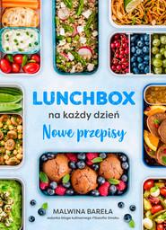 okładka Lunchbox na każdy dzień. Nowe przepisy, Książka | Bareła Malwina