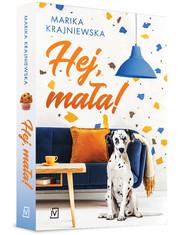 okładka Hej, mała!, Książka | Marika Krajniewska