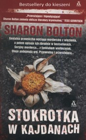 okładka Stokrotka w kajdanach, Książka | Sharon Bolton