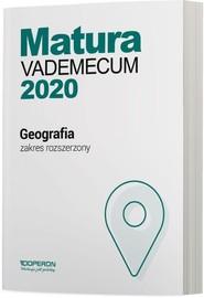 okładka Geografia Matura 2020 Vademecum Zakres rozszerzony Szkoła ponadgimnazjalna, Książka | Janusz Stasiak, Zbigniew Zaniewicz
