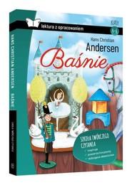 okładka Baśnie Andersen Krótkie opracowanie Klasy 4-6, Książka   Hans Christian Andersen