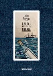 okładka Dzieci kapitana Granta, Książka | Juliusz Verne