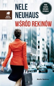 okładka Wśród rekinów, Książka | Nele Neuhaus