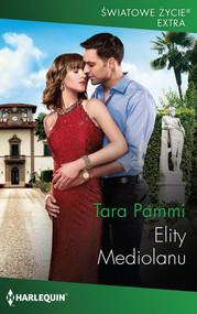 okładka Elity Mediolanu, Książka | Tara Pammi