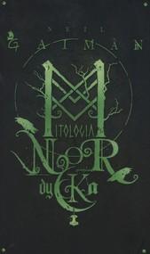 okładka Mitologia nordycka, Książka | Neil Gaiman