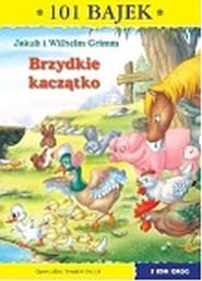 okładka Brzydkie kaczątko 101 bajek, Książka | Jakub i Wilhelm Grimm