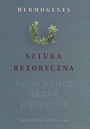 okładka Sztuka retoryczna, Książka | Hermogenes