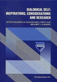 okładka Dialogical Self Inspirations Considerations and Research, Książka | M. Puchalska-Wasyl Małgorzata, K. Oleś Piotr, J.M. Hermans Hubert