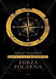 okładka Zorza polarna, Książka   Philip Pullman