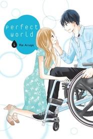 okładka Perfect World #04, Książka | Aruga Rie