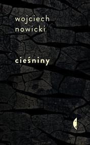 okładka Cieśniny, Książka | Wojciech Nowicki