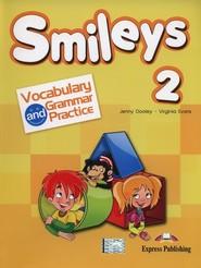okładka Smileys 2 Vocabulary & Grammar Practice, Książka   Virginia Evans, Jenny Dooley