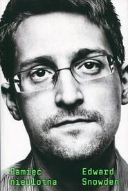 okładka Pamięć nieulotna, Książka | Edward Snowden