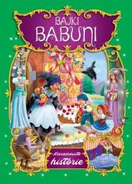 okładka Bajki babuni, Książka  
