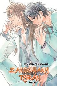 okładka Zakochany Tyran #10, Książka | Takanaga Hinako