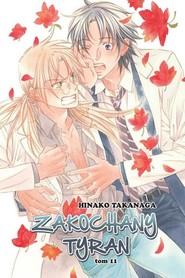 okładka Zakochany Tyran #11, Książka | Takanaga Hinako