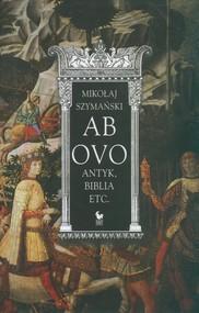 okładka Ab ovo /Iskry/, Książka | Szymański Mikołaj