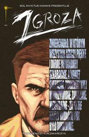 okładka Zgroza 4, Książka | Kuba Ryszkiewicz, Grzegorz Kaczmarczyk