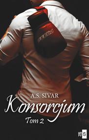 okładka Konsorcjum Tom 2, Książka | Sivar A.S.