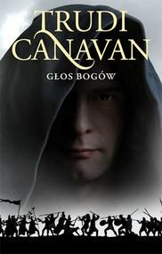 okładka Głos bogów, Ebook | Trudi  Canavan