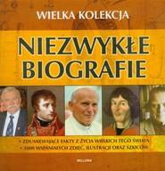 okładka Niezwykłe biografie Wielka kolekcja, Książka | Praca Zbiorowa
