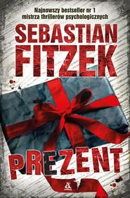 okładka Prezent, Książka | Sebastian Fitzek