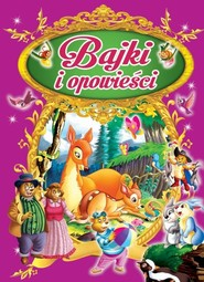 okładka Bajki i opowieści, Książka   Praca Zbiorowa
