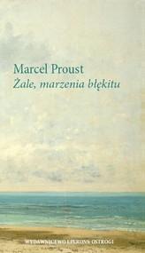 okładka Żale, marzenia błękitu, Książka | Marcel Proust