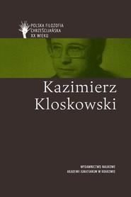 okładka Kazimierz Kloskowski pl, Książka | Bugajak; Anna Latawiec; Anna Lemańska; Adam Zembrzuski Grzegorz