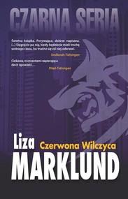 okładka Czerwona Wilczyca Annika Bengtzon 5, Książka | Liza Marklund