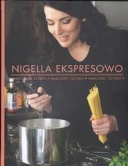 okładka Nigella ekspresowo smacznie i szybko, Książka | Lawson Nigella