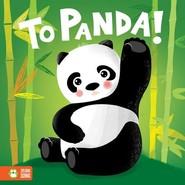 okładka To panda!, Książka | Supeł Barbara