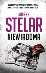 okładka Niewiadoma Wielkie Litery, Książka   Marek Stelar