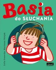 okładka Basia do słuchania Książka z płytą CD mp3, Książka | Zofia Stanecka