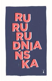 okładka RuRu, Książka | Rudniańska Joanna