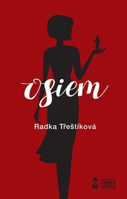 okładka Osiem, Książka | Trestikova Radka