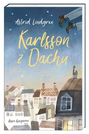 okładka Karlsson z Dachu, Książka | Astrid Lindgren