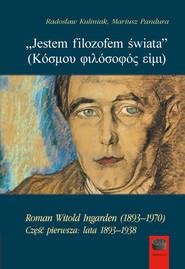 okładka Jestem filozofem świata, Książka | Radosław Kuliniak, Mariusz Pandura
