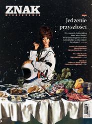 okładka Znak 776 01/2020: Jedzenie przyszłości, Książka |