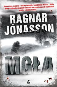 okładka Mgła, Książka | Ragnar Jónasson