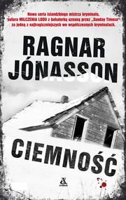 okładka Ciemność, Książka | Ragnar Jónasson