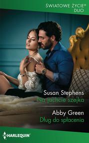 okładka Na jachcie szejka, Książka | Susan Stephens