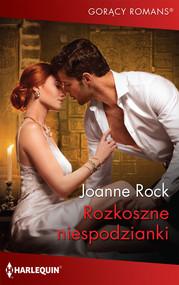 okładka Rozkoszne niespodzianki /Gorący Romans, Książka | Joanne Rock