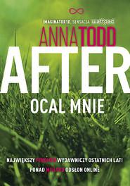 okładka After 3. Ocal mnie 2020, Książka | Anna Todd