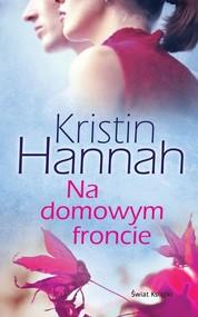 okładka Na domowym froncie, Książka | Hannah Kristin