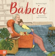 okładka Babcia, Książka | Supeł Barbara