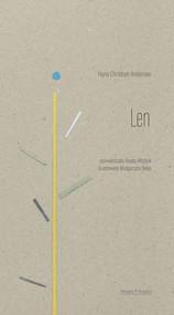 okładka Len, Książka   Hans Christian Andersen