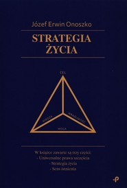 okładka Strategia życia, Książka | Józef Erwin Onoszko