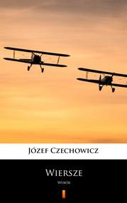 okładka Wiersze, Ebook | Józef Czechowicz